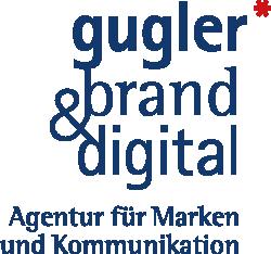 gugler* brand & digital Logo